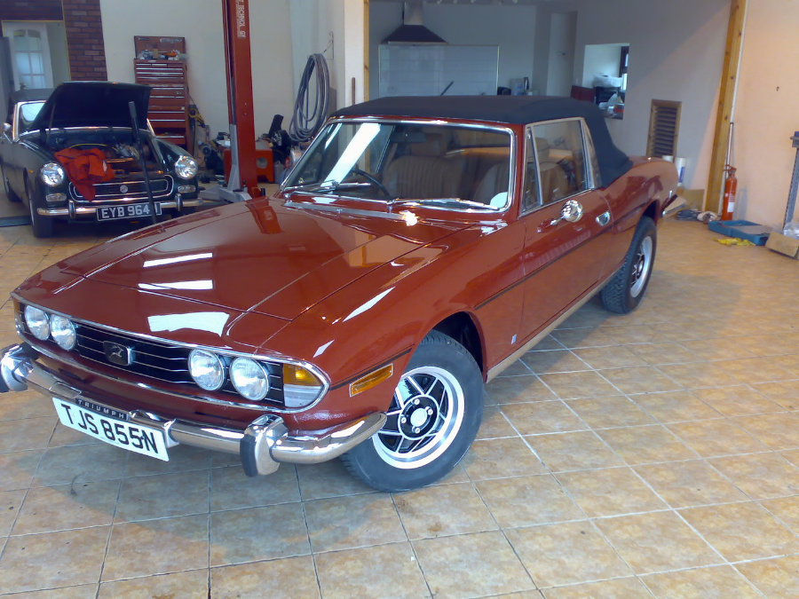 Kinkell Classic Cars